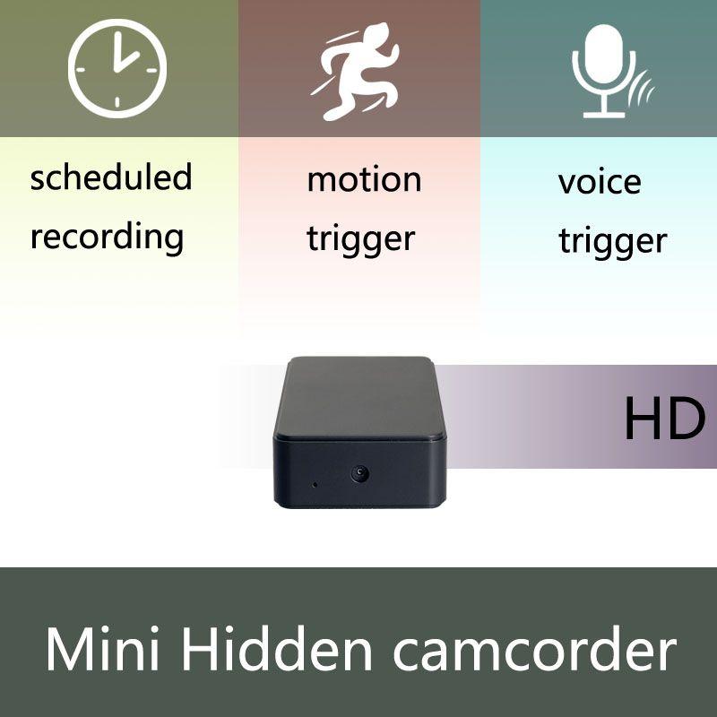 Zetta z15 Mini HD Cámara espera largo tiempo con 10 horas de batería para la Seguridad casera con Motion detección