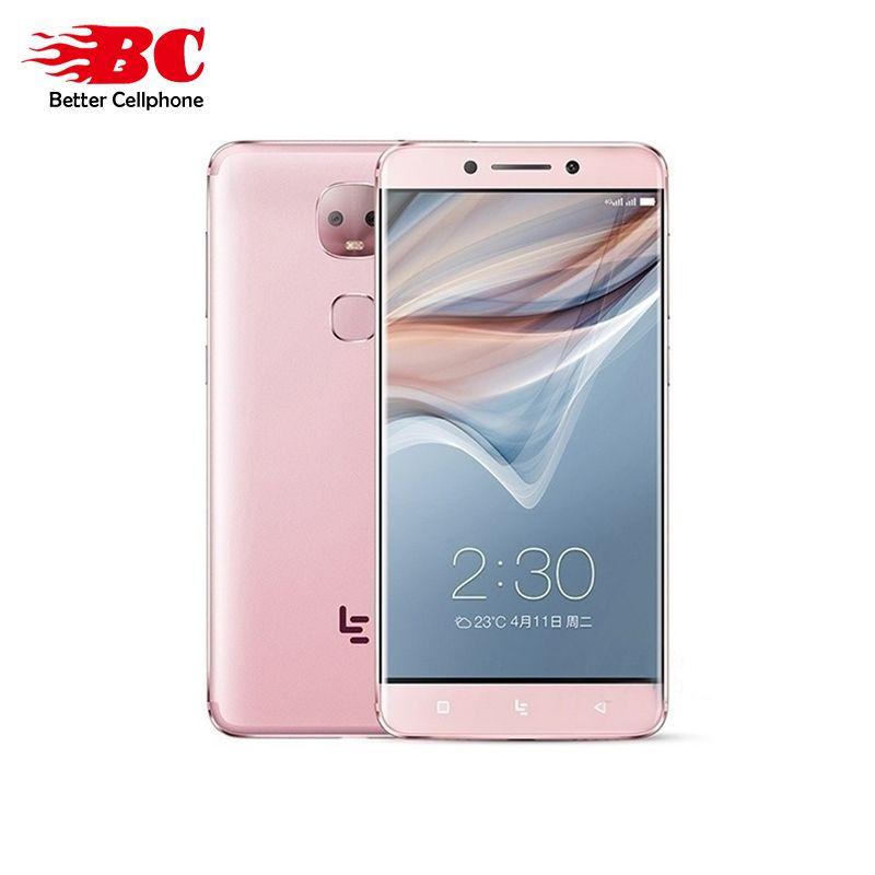 New Letv Leeco Le Pro 3 X651 Dual AI Camera Mobile Phone Android 6.0 4G FDD-LTE Helio X23 Ten core 5.5 Inch 4G+32G 13MP 4000mAh