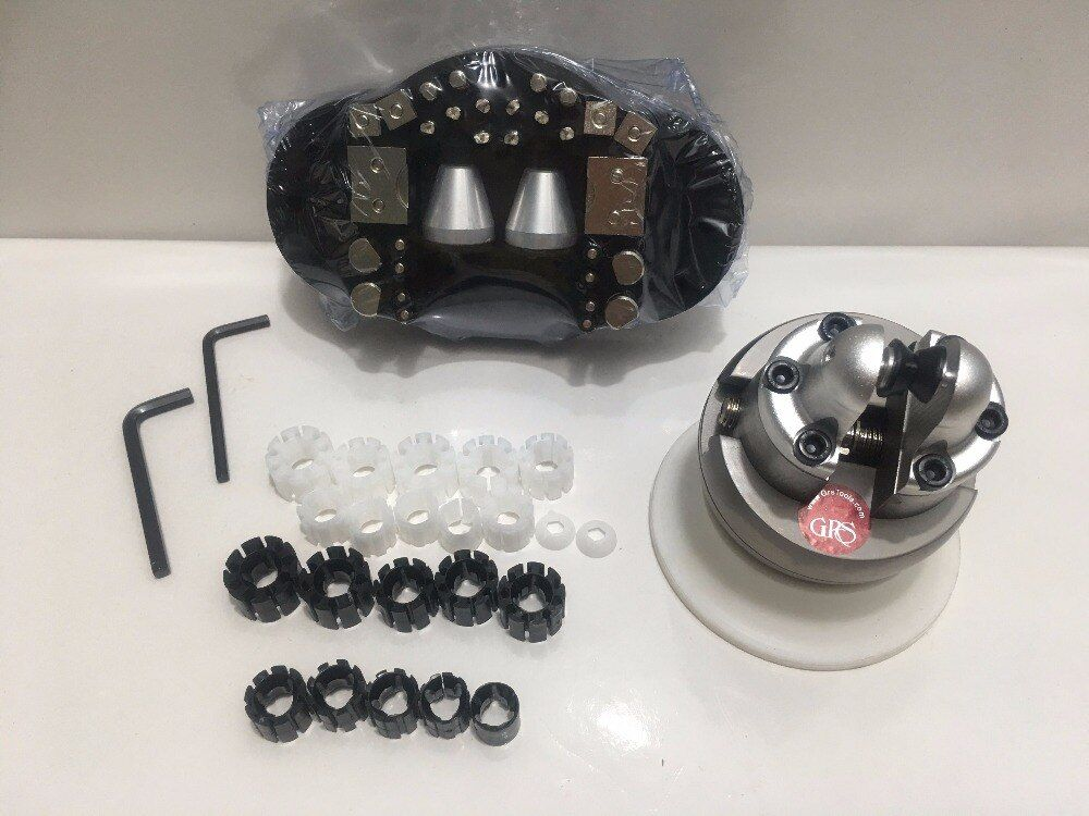 Free shipping High Quality Jewelry Tools Mini Ball Vise GRS Engraving Block Ring Setting Clamp Diamond Setting Tools 1 set/lot