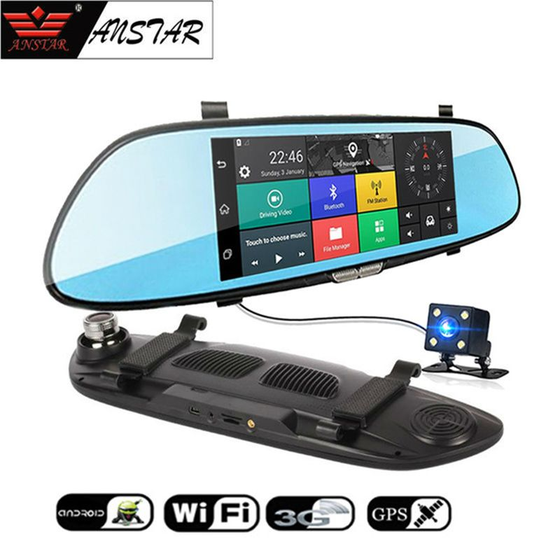 ANSTAR 3G Voiture Caméra 7