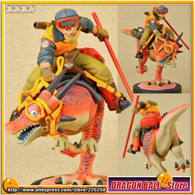 Japan Anime DRAGONBALL Original MegaHouse DESKTOP REAL McCOY Dragon Ball Z 01 Complete PVC Toy Figure - Son Goku
