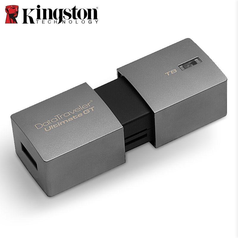 Kingston High Storage Flash Drive 1TB 2TB Pendrive Memory Stick Professional Cle Usb Pendrives Creativos Ultimate GT Usb Flash