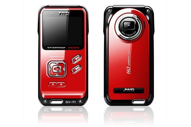 Karue Tragbare 5Mp CMOS Sensor16Mp Max 1080 p Camcorder Leben Wasserdicht Videokamera 2