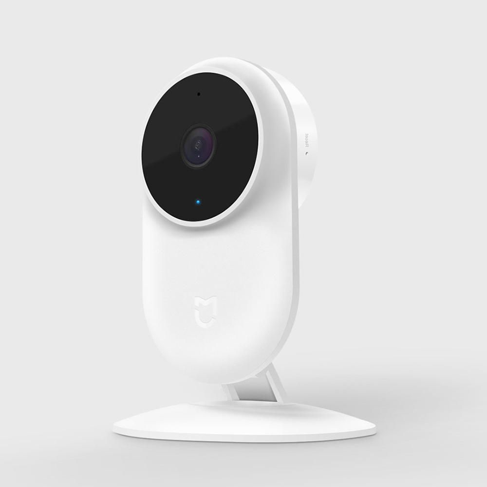 Original Xiaomi Mijia Smart IP Cam 1080P 2.4G & 5.0G Wifi Wireless 130 Wide <font><b>Angle</b></font> 10m Night Vision Hierarchical Detection