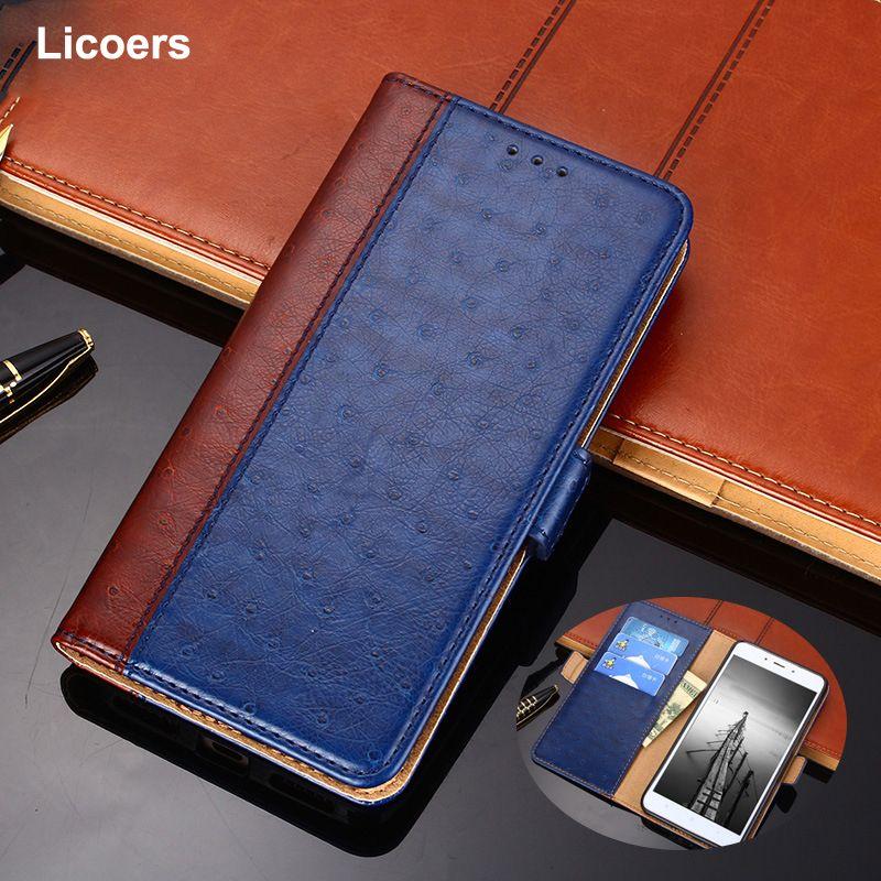 Etui portefeuille pour xiaomi mi mi X 2 2 S 8 Smartphone housse Flip Double épissure cuir pour xiaomi mi x2s mi 8 boîtier Style livre