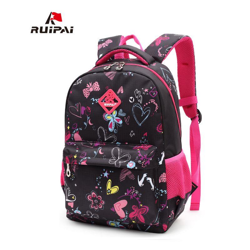 Ruipai рюкзак школьный школьный рюкзак портфель школьный рюкзак детский детский рюкзак