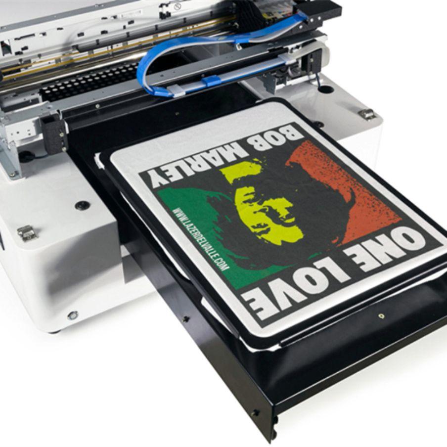 Digital Textile Drucker T-shirt Druckmaschine DTG Drucker für Verkauf