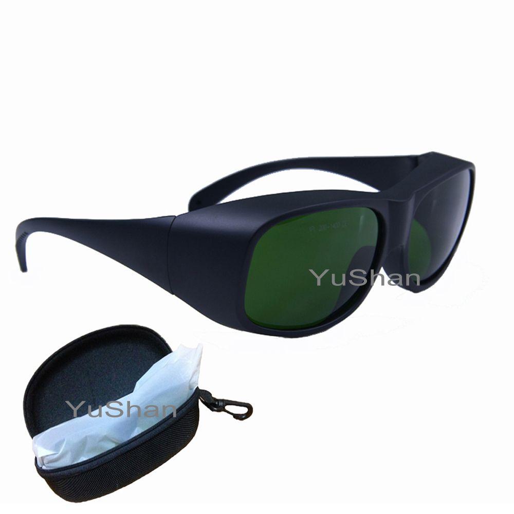 Lunettes de sécurité IPL 200-1400nm lunettes de protection Laser lunettes de sécurité Laser