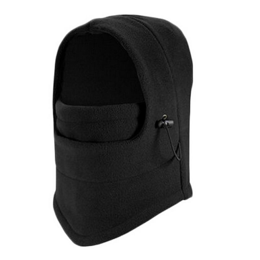 JAYCOSIN 2018 New Winter Fleece Scarf Neck Warmer Face Mask Skiing Cycling <font><b>Hiking</b></font> Mask hat drop m7