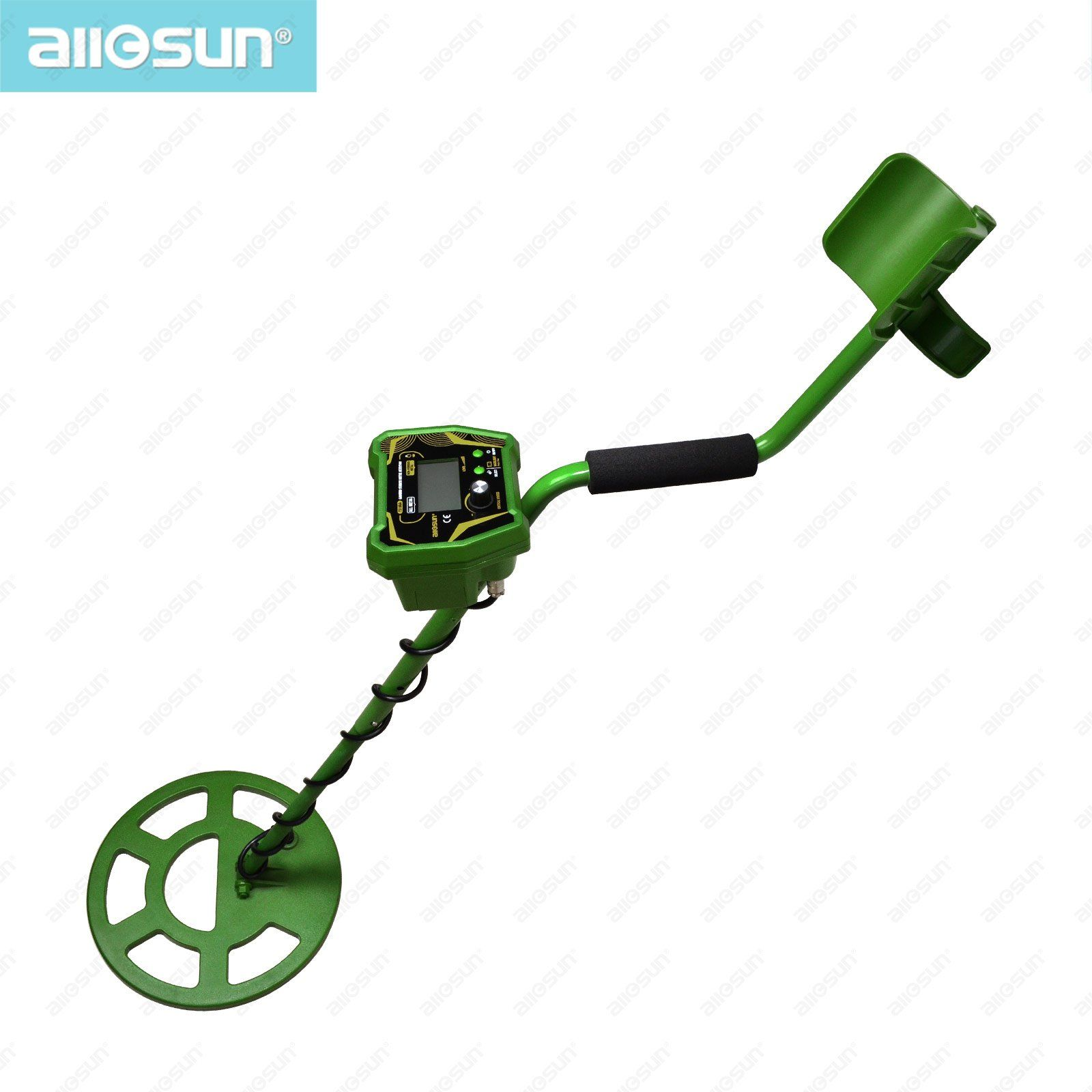 all-sun TS166A Newest Underground Metal Detector Treasure Hunter Practical Metal Detector with High- Pecision