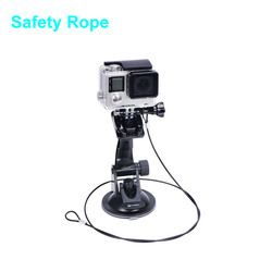 For Go Pro Accessories 30cm Stainless Steel Lanyard Tether for GoPro HERO5 4 Session GoPro Hero 5 Black edition/HERO 6 4 3+3 2 1