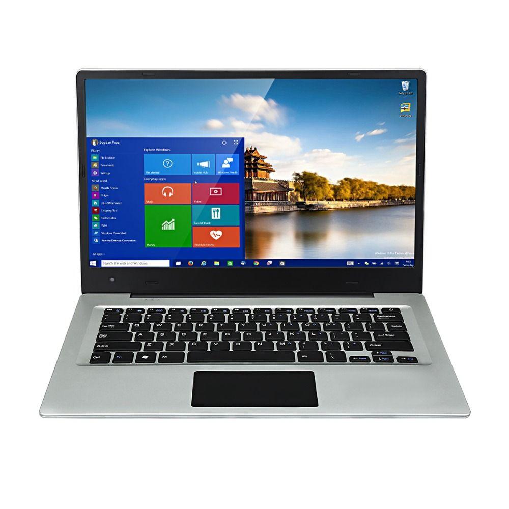 Jumper EZBOOK 3S 14.1 inch 1920* 1080 Windows 10 Home Intel Celeron Processor N3450 Quad Core 1.1GHz 6GB RAM 256GB SSD Laptop US