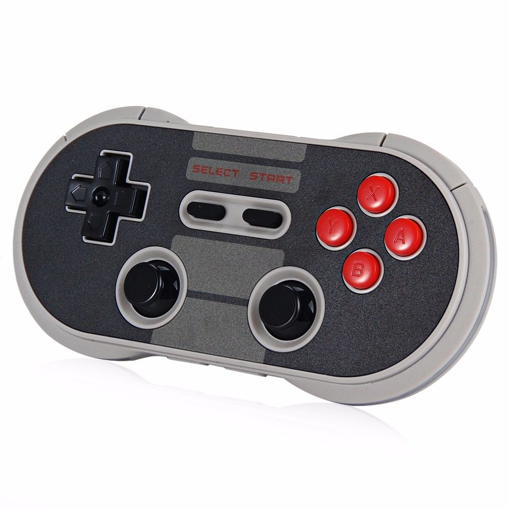 8Bitdo N30 Pro Finger Spinner Wireless Bluetooth Controller Dual Classic Joystick for Android Gamepad PC Mac Linux Gift