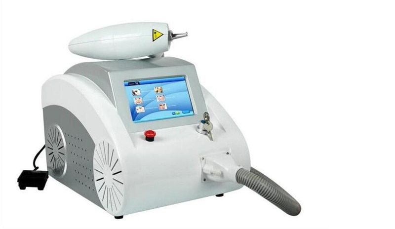 532nm 1064nm 1320nm 2000mj 10 hz neue laser für tattoo entfernung, q-switch nd yag laser
