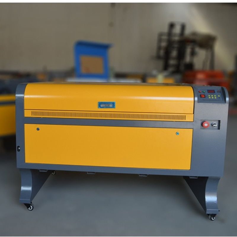 60w free shipping 6090 co2 laser engraver machine acrylic leather wood glass crystal laser engraving cutting machine CO2 laser