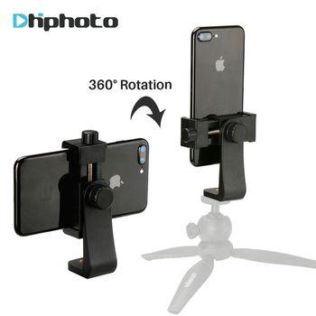 العالمي حامل ثلاثي للهاتف محول تركيب هاتف محمول حامل المقص عمودي 360 حامل ثلاثي القوائم ل فون X 7 8 زائد سامسونج S8 S7