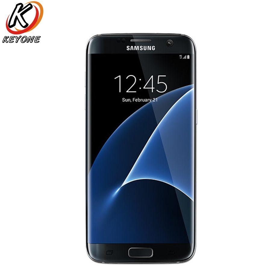 Original T-Mobile Version Samsung Galaxy S7 Edge G935T LTE Mobile Phone 5.5
