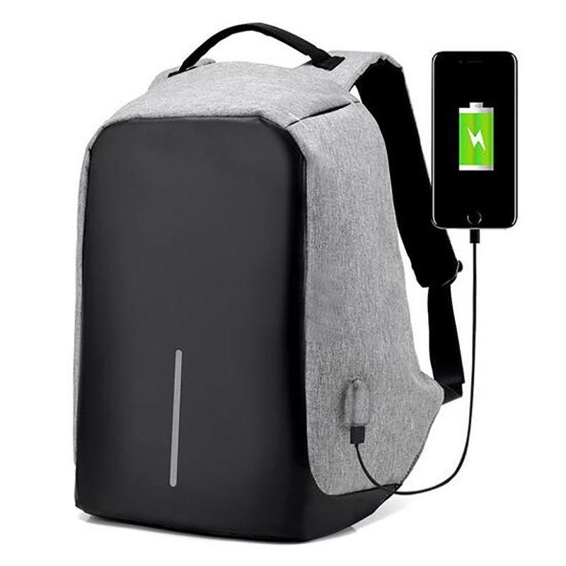 XINGTIANDI Men Backpack Anti theft multifunctional Oxford Casual Laptop Backpack Fashion Waterproof Travel Bag Computer Bag