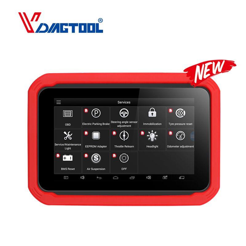 Original XTOOL X100 PAD Gleiche Funktion wie X300 X100 Pad Auto Schlüssel Programmierer Mit Update Online Kostenloser versand