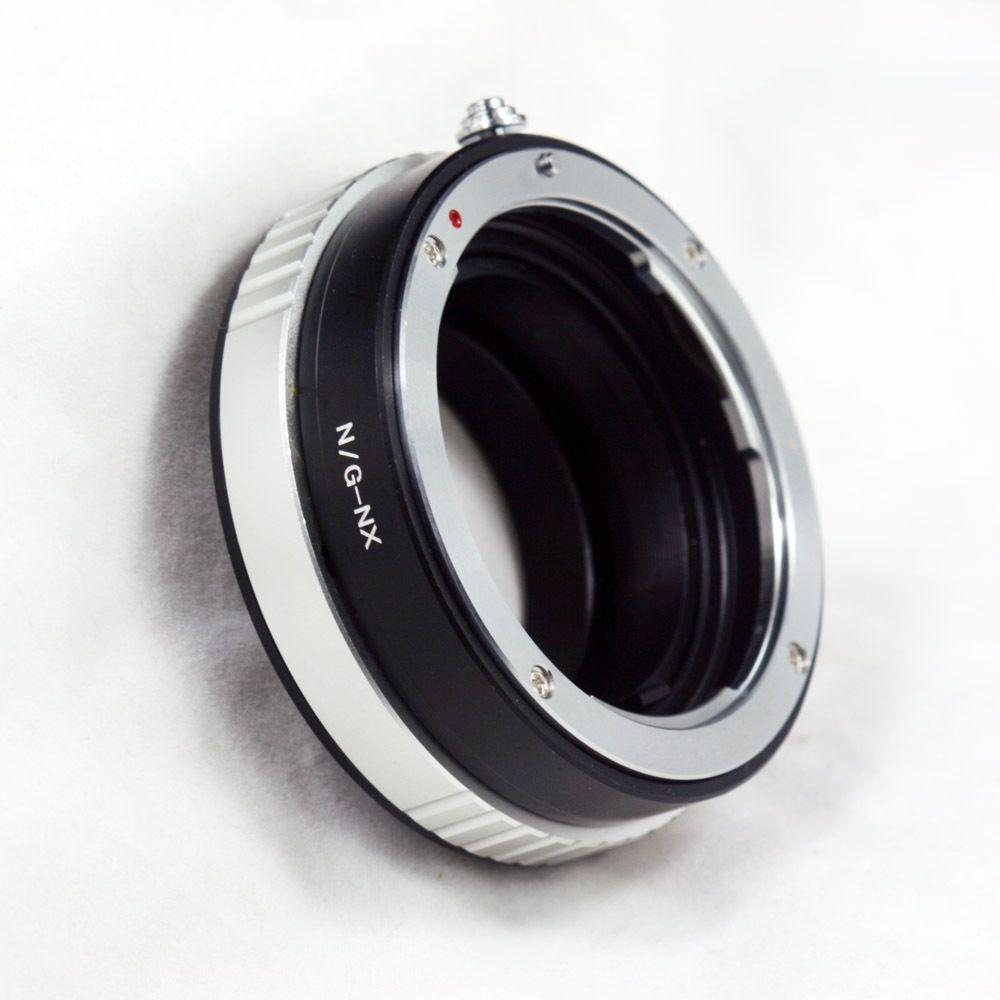 Adapter ring für nikon N/G G D Ai AF-S objektiv zu Samsung nx NX5 NX10 NX11 NX100 NX200 NX300 NX500 Kamera