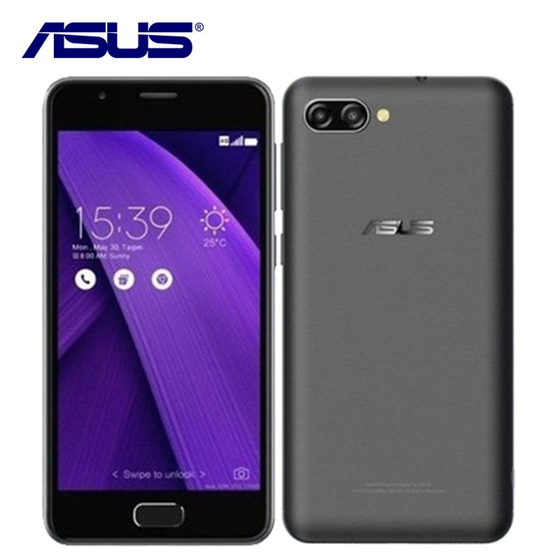 NOUVEAU Original ASUS ZenFone Pegasus 4A ZB500TL 4 Max Quad Core 3 gb RAM 32 gb ROM Android 7.0 Mobile téléphone 5 pouces 4100 mah 4g LTE 13MP