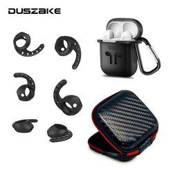 DUSZAKE DA-3 Zubehör Für Apple Airpods Fall Ohr Haken Für Air Schoten Apple Kopfhörer Für Airpods Fall Zubehör Abdeckung