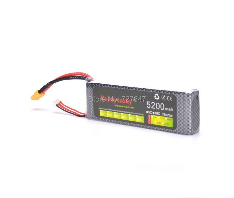 LiPo Battery 3S lipo battery 11.1v 5200mAh 35C rc <font><b>helicopter</b></font> rc car rc boat quadcopter remote control toys Li-Polymer battey