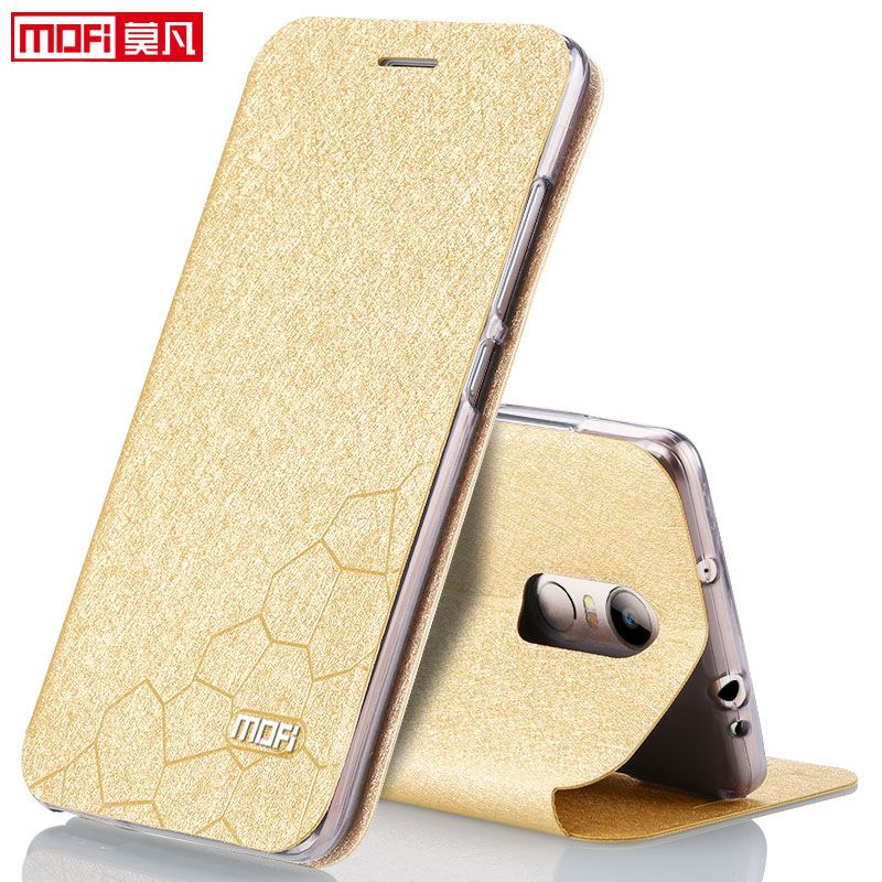 xiaomi redmi note 3 pro case flip cover xiaomi redmi note 3 pro case leather mofi xiomi edmi note3 pro coque luxury gold black
