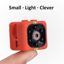 Volemer Newest SQ11 Mini camera HD 1080P Camera Night Vision Mini Camcorder Action Camera DV Video voice Recorder Micro Cameras