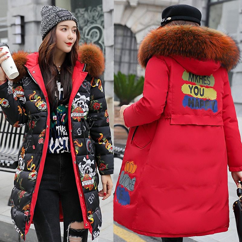 womens winter fashion 2018 winter jacket women woman winter coats and jackets underwear coat fur parkas coat womens plus size