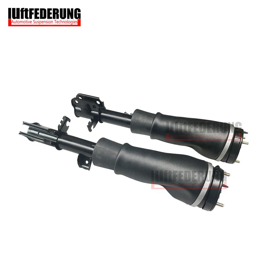Luftfederung New 1*Pair Front Air Spring Whit ADS Suspension Air Shock For Land Rover Range Rover Vogue L322 L2012859 L2012885