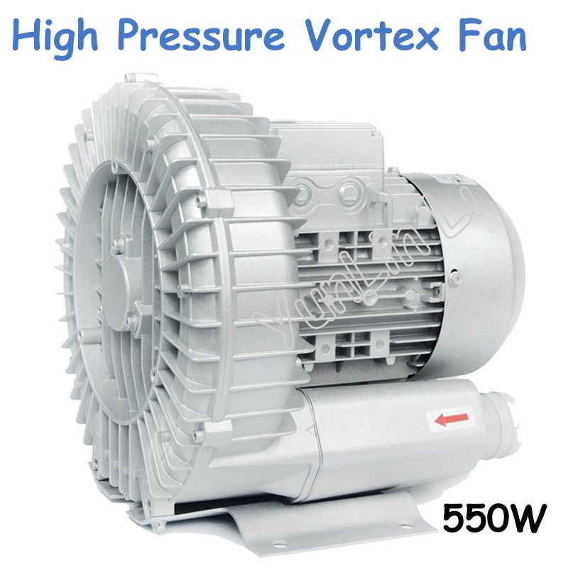 550W High Pressure Vortex Fan Two Phase Blowing Ring (Large Flow Type) HG-550