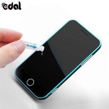 EDAL Must-Essayer Plein Invisible NANO Liquide Technologie Courbe Bord Tactile Écran Protecteur pour Universal Téléphones