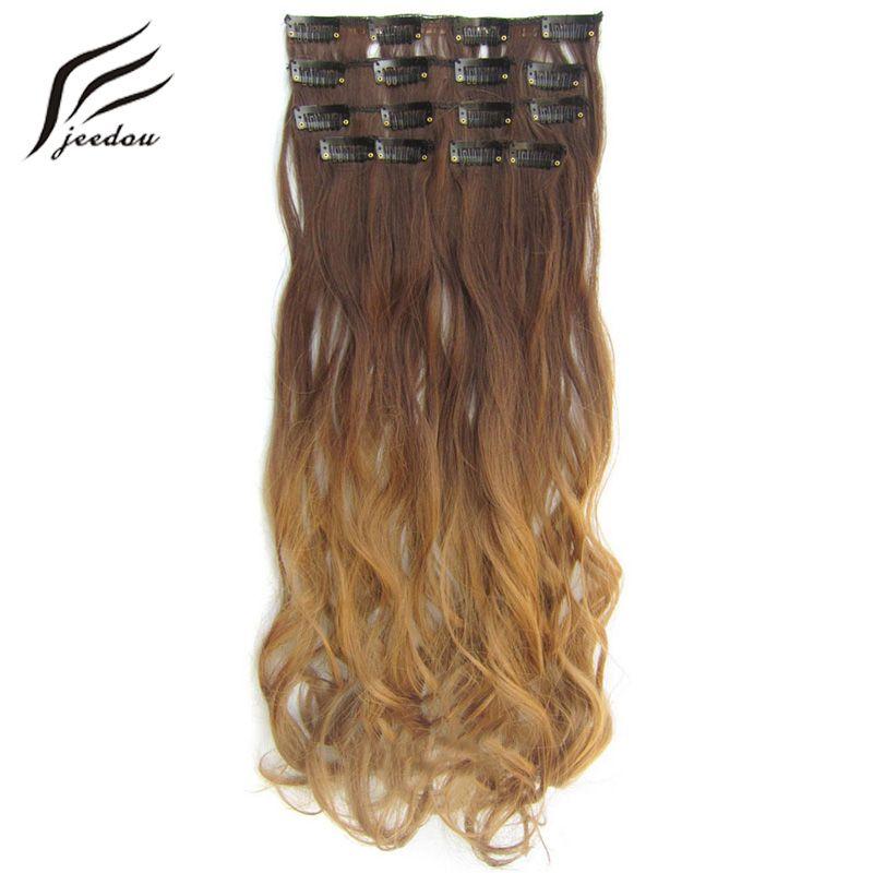 Jeedou Ondulés Cheveux 22