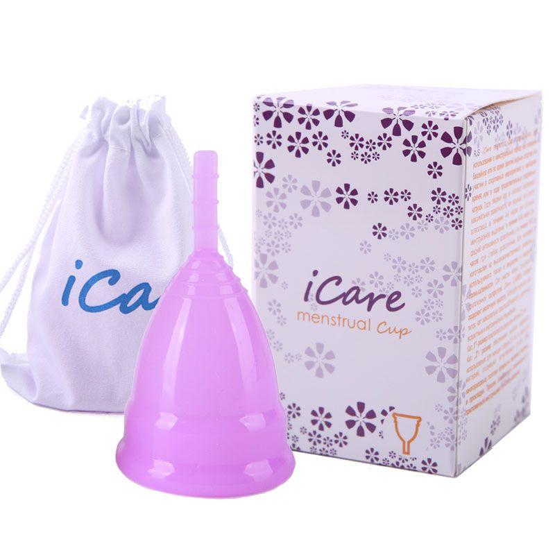 Coupe menstruelle en Silicone de qualité médicale pour femme Menstruation hygiène féminine coupe menstruelle réutilisable