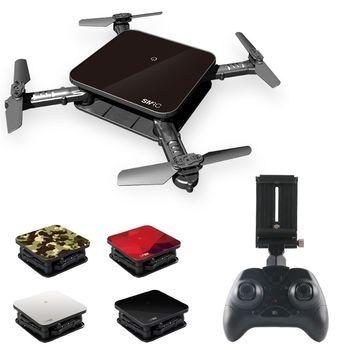 Мини Drone нмиц S1 RC беспилотный вертолет игрушка селфи Quadcopter складной Дрон с камера HD WiFi fpv Дрон реальном времени передачи