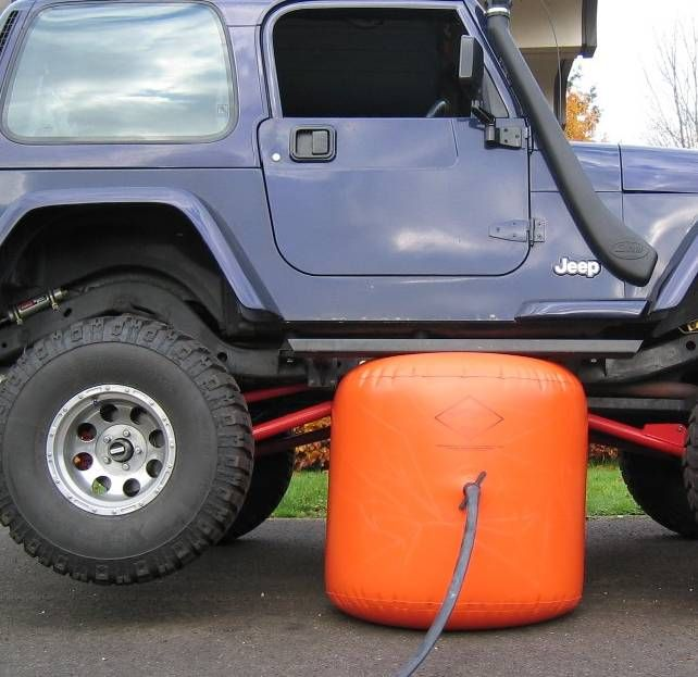 NEW ARRIVAL 3 Ton Exhaust Air Jack And Inflatable jack (CE certificate)