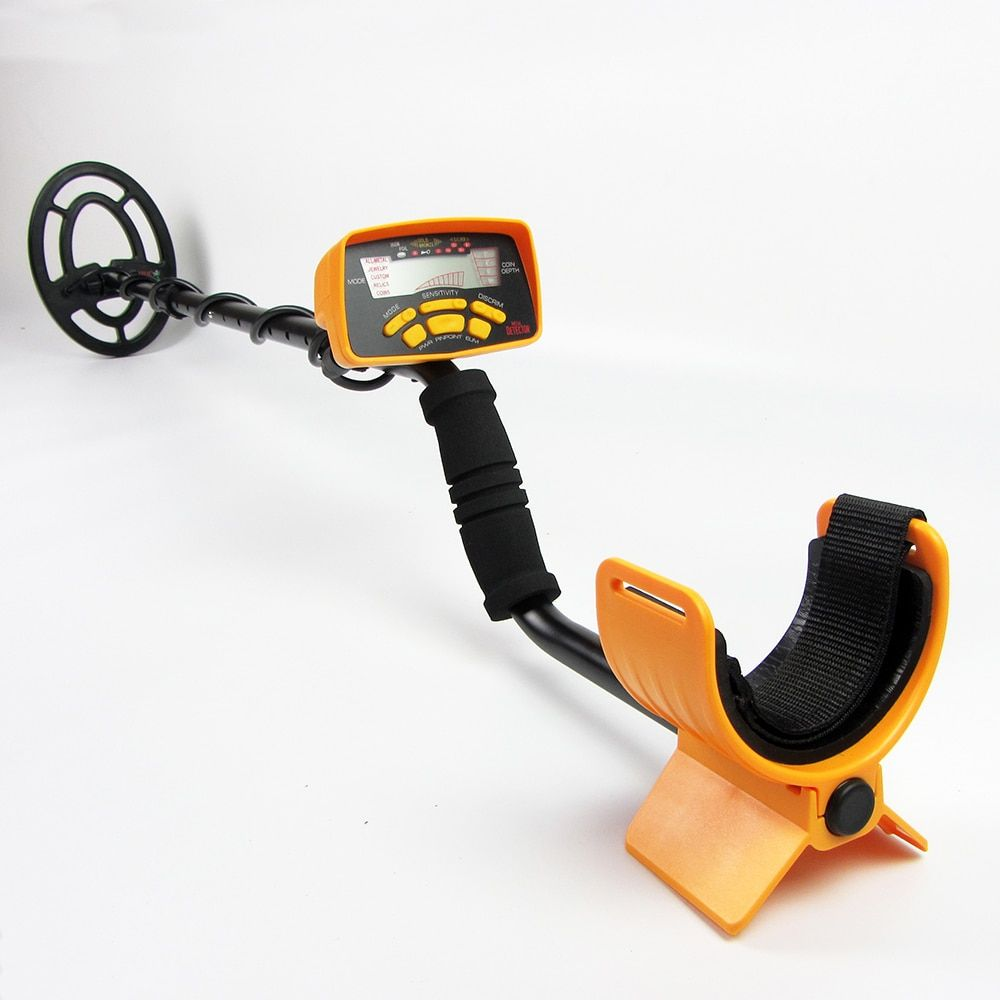 BOOLATEK Professional Underground Metal Detector MD6250 High Sensitivity Metal Hunter Gold Finder
