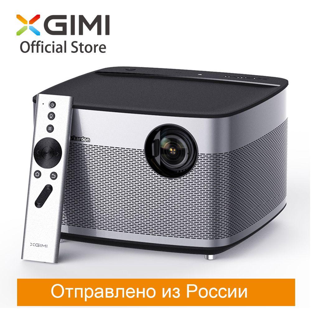 XGIMI H1 Smart Projektor DLP 900 ANSI Lumen 3 gb 16 gb 1080 p LED 300 Android Wifi Bluetooth TV Screenless Heimkino 2 karat/4 karat