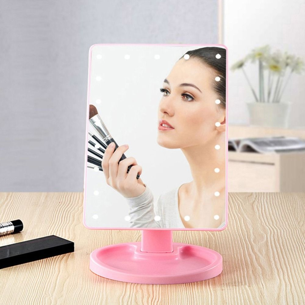 22LED Makeup Mirror Magnifying Vanity led Mirror Beauty make-up mirror lights Adjustable maquillage miroir cosmetic table mirror