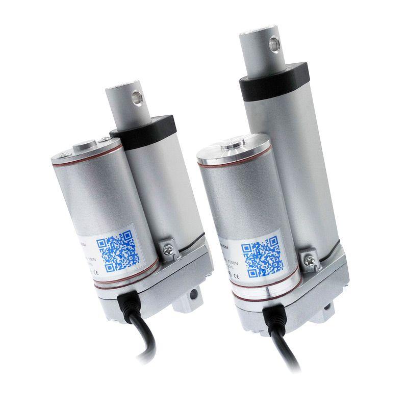 Electric motor dc 12V linear actuator 50mm 30mm 20mm stroke 24V Window opener 100N200N300N500N750N800N900N1100N1300N1500N