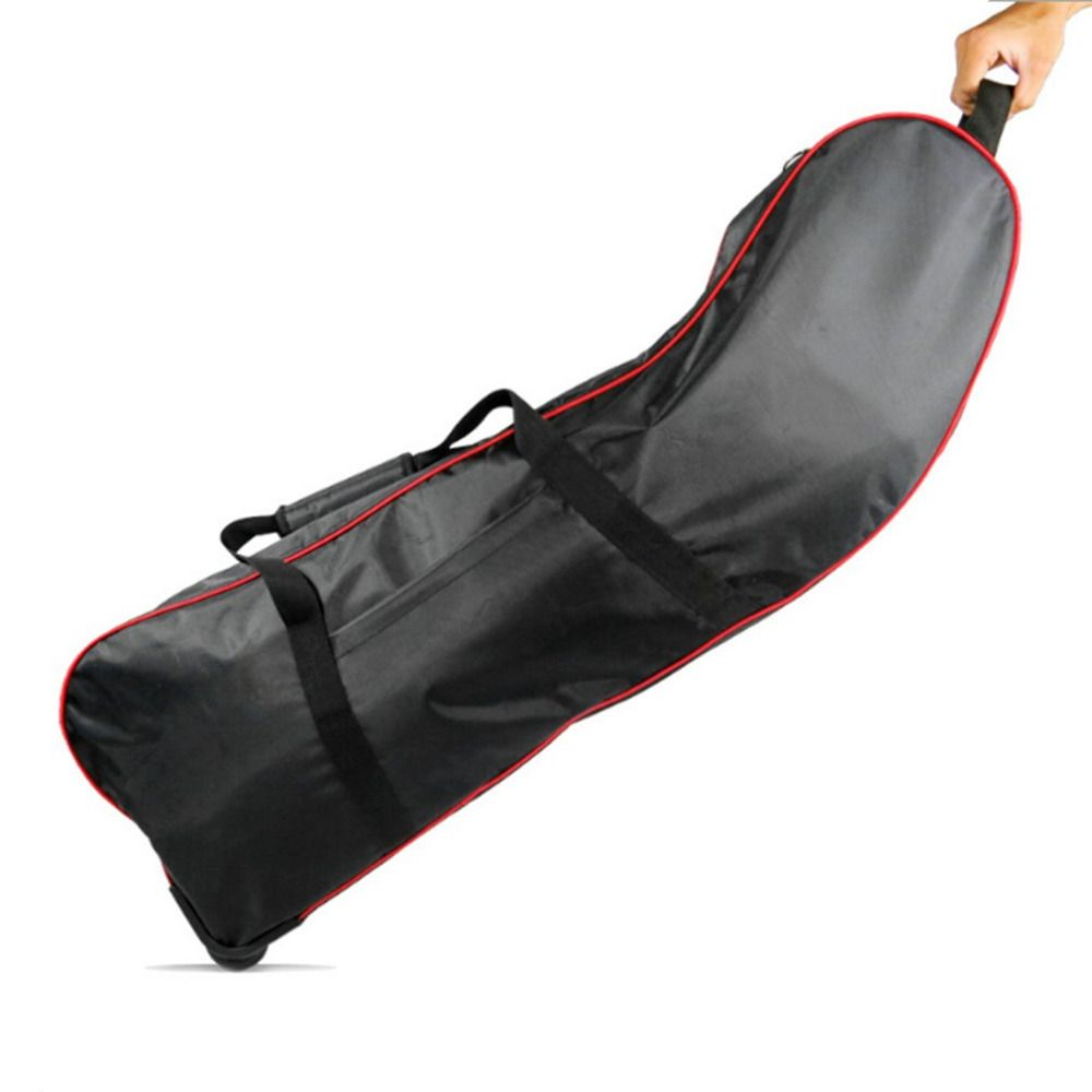 8/10inch Waterproof Oxford Carring Bag for Foldable Electric Scooter Storage Tote Bag with Two Handle Straps & Zipper Closure