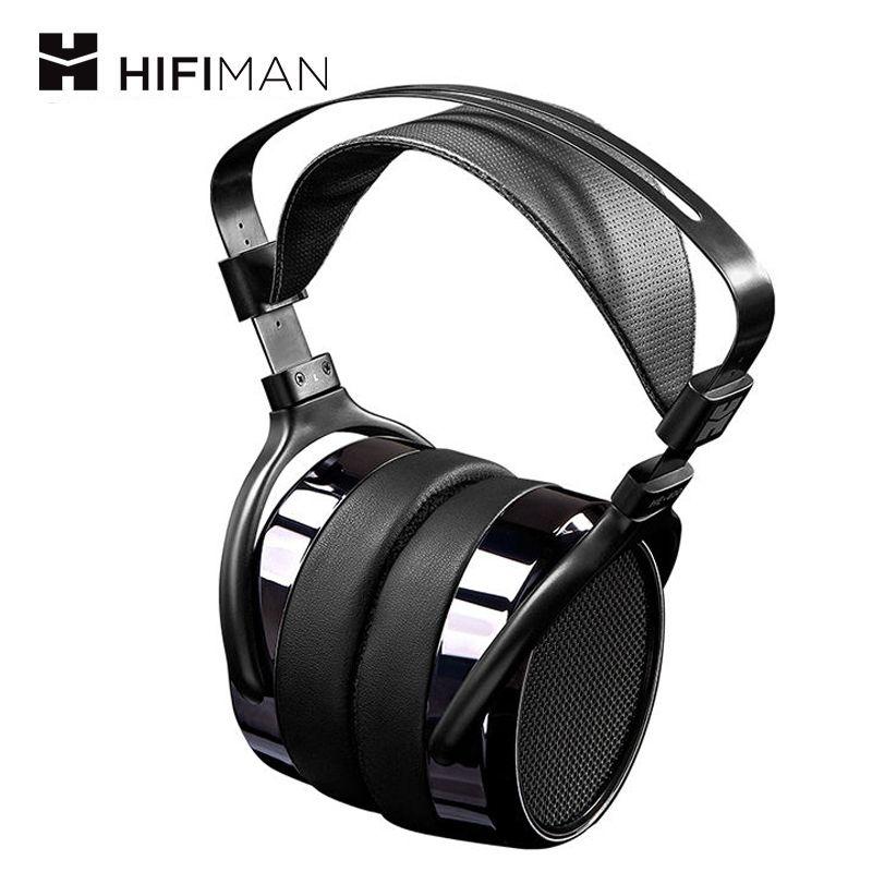 100% Original HIFIMAN HE400i HE-400i Full-Size Over-Ear Planar Magnetic Open Back Audiophile Headphone
