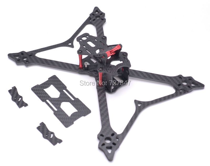 VX220 220mm upgrade VX210mm VX210 VX210-V2 VX 210 Full Carbon Fiber MINI Frame Quadcopter Mini Four Axis Multi FPV Racing Drone