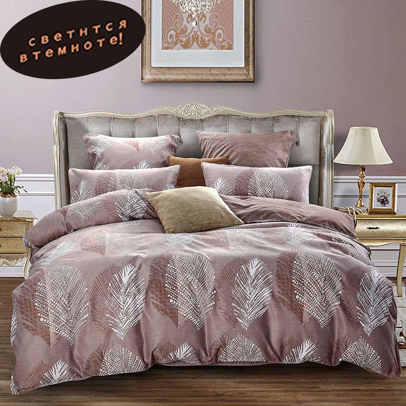 Ensemble de literie reine Alanna couette lumineuse euro pastel draps drap de lit king size double couvre-lit ensemble de couverture