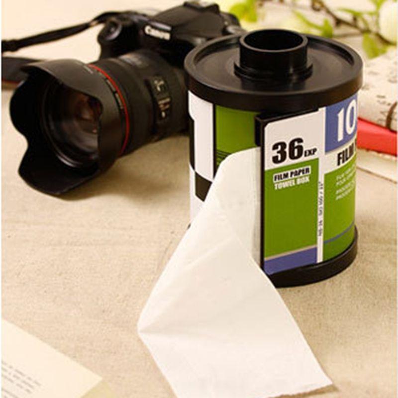 Boîtes à mouchoirs porte-rouleau de papier créatif magazine forme en plastique debout boîte à mouchoirs magique autocollant remise porte-papier hygiénique
