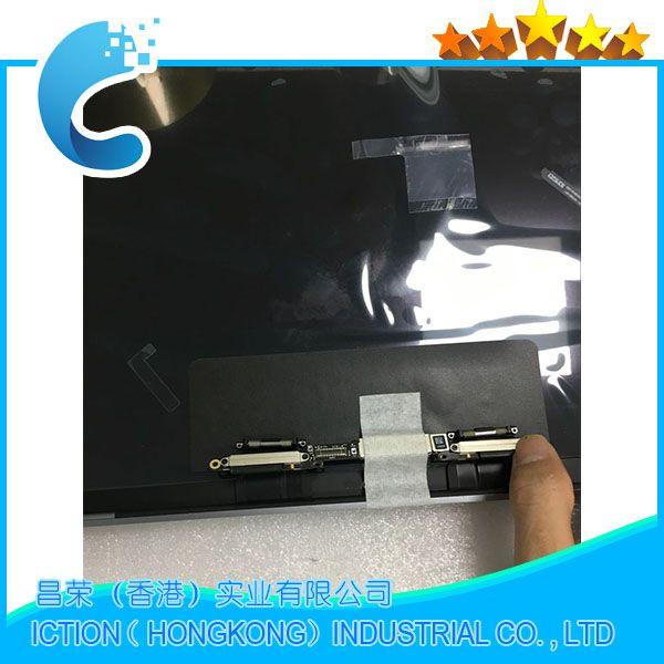 Подлинная Новый серый серебристый Цвет a1706 a1708 для MacBook Pro Retina 13