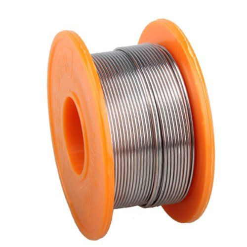 CNIM Hot Tin Lead Solder Core Flux Soldering Welding Solder Wire Spool Reel 0.8mm 63/37