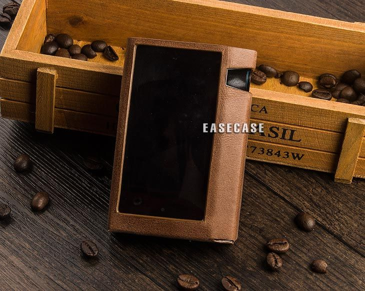 A6 Custom-Made Genuine Leather case for Astell&Kern iriver AK70 MKII