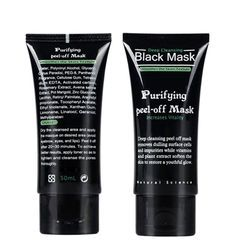 Brand New Blackhead Remove Facial Masks Deep Cleansing Purifying Peel Off Black Nud Facail Face black Mask